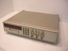 Hp 5334b Frequency Counter Tested