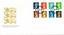 1988 Definitive 14p - 35p  First Day Cover