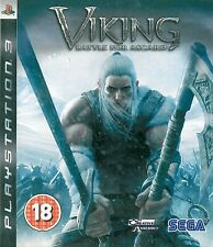Viking: Battle for Asgard Sony Playstation 3  PS3 18+ Fighting Game