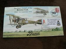 2006 RAF FF8 copertura, Bristol F2A PRIMO VOLO 90th Anniversario, - Biggin Hill 89th