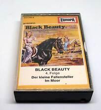 Black Beauty Hörspielkassette MC - 4.Folge - Der kleine Fallensteller + Im Moor