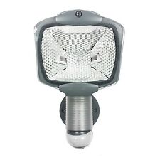 Adjustable Security R7 Lamp Outdoor External Light PIR Sensor Manual Overide