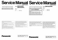 Panasonic DMR EZ28 DVD Recorder Service Manual Repair Guide