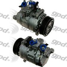 New Compressor fits 2010-2010 Volkswagen Touareg  GLOBAL PARTS