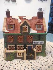 Dept.56 Dicken's Village Dedlock Arms