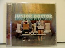 SEALED ! Junior Doctor CD Clumsy Words & Bad Pick Up Lines, HUB 07, 2012