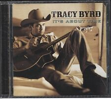 It's About Time by Tracy Byrd (CD, Nov-1999, RCA) cd country