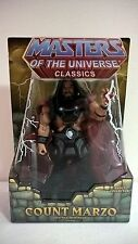 MOTUC Masters Of The Universe Count Marzo MOC