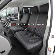 VW Transporter T6 y Caravelle Tailored fundas de cuero 2015 en 209