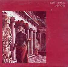"""BAUHAUS """"DARK ENTRIES"""" ORIG UK 1980 4AD"""