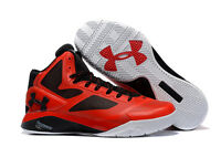 Under Armour Curry Clutchfit Drive 2 Sneakers New, Red / Black 1258143-604 $120
