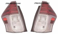 TOYOTA PRIUS V 2015 2016 2017 TAIL LIGHTS TAILLIGHTS LAMPS REAR PAIR SET