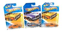 Mattel Hot Wheels '69 Mercury Cyclone '69 Ford Mustang New Sealed (3)