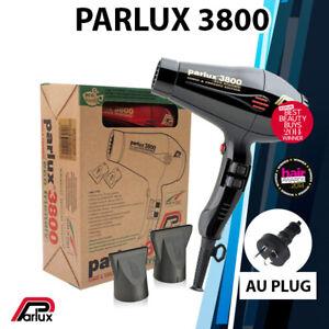 Parlux 3800 Ecofriendly 2100W Ceramic Ionic Hairdryer Hair Dresser Hair Dryer