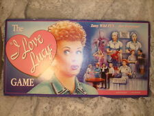 I Love Lucy 1997  Family Board Game  Lucille Ball