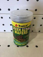 ~TROPICAL / GREEN ALGAE / WAFERS / FOOD FOR ALGAE EATERS / 45G~