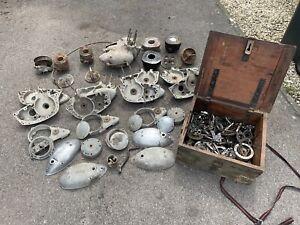 BSA Bantam motorcycle parts