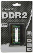 Integral DDR2 2GB NOTEBOOK aggiornamento della memoria IN2V2GNXNFX PC2-6400 800MHx