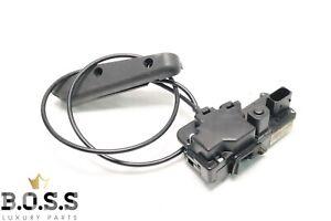 04-09 Cadillac XLR Front Right Passenger Door Lock Latch Actuator w/ Handle OEM