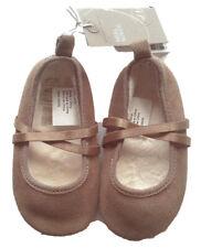 Schuhe Gr.24 H&M premium NEU 100% Leder braun ballerinas festlich kinder