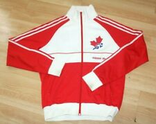 Adidas Originals CANADA Vintage retro stylish jacket track top M Medium 40""