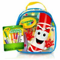 Crayola ArtBuddy Backpack - Big Bundle, Great Creativity Activity