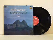 Gidon Kremer - Lockenhaus 1982: Live on Philips 411 062-1, 2LP Netherlands