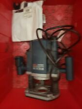 Bosch 1613EVS Wired Plunge Router Heavy Duty 2HP