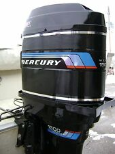 MERCURY OUTBOARD 90 115 135 140 150 hp Re-manufactured 6 cylinder 1970 thru 1988