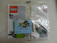 BNIP Lego Store Monthly Build 40213 Sea Plane Polybag Packet