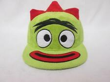 YO GABBA GABBA RARE CONCEPT ONE GREEN RED WHITE BROBEE HAT BASEBALL CAP FITTED 7