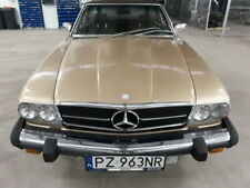 Mercedes sl380 r107 380sl abs rostfrei klima oldtimer