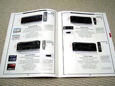 Pioneer 1995 full audio/video product line brochure