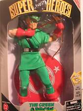 "GREEN ARROW 9"" SILVER AGE ACTION FIGURE NM!"