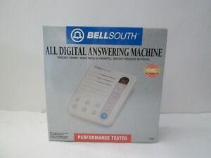 Bellsouth Digital Answering Machine NEW