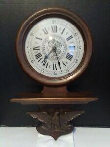 Barwick Clocks Model 4985~Howard Miller Clock Co. American Eagle Wood Clock