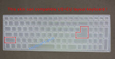 Keyboard Skin Cover Protector for Acer Nitro AN515-51 N17c1 AN515-51-705 VX5-591