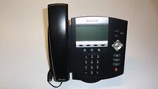 Polycom soundpoint ip 450 voip/sip téléphone 2201-12450-001