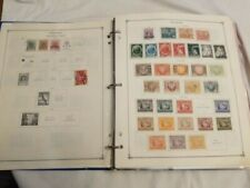 Polish Stamp Collection, Polska, Vintage Album Prized Collection early 1900s-60s