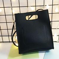 Women Handbag Shoulder Bag Leather Crossbody Tote Clutch Bags Lady Satchel Purse
