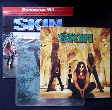 """SKIN Collection PARLOPHONE PICTURE DISC TOUCH/LOVE/TOWER VINYL E.P. LP & 12"""" EX"""
