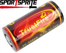 TrustFire TF32650 3.7V 6000mAh Rechargeable Li-ion Battery For Flashlight Camera