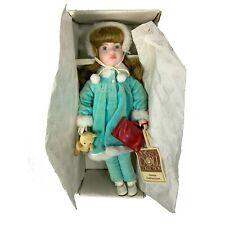"""Vintage Bisque 16"""" Weekend at Grandma's Dynasty Doll from the Anna Collection"""