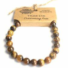 Power Bracelet By Ancient Wisdom-Tiger Eye