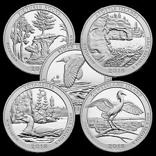 "2018 PDS Receive All 15 National Parks ATB ""BU"" Quarters **SUBSCRIPTION SALE**"