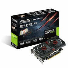 ASUS STRIX-GTX750TI-OC-2G NVIDIA GTX 750Ti OC 1124MHz (Boost 1202MHz) 5400MHz 2G