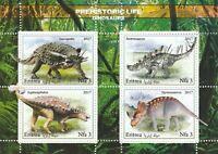 Dinosaurier Eritrea postfrisch  2598