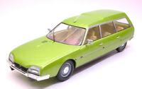 Citroen Cx 2200 Super Break Series 1 1976 Metallic Green 1:18 Model