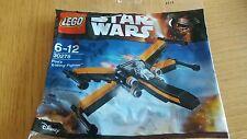 LEGO STAR WARS EDIZIONE LIMITATA MINI POE's X-Wing Fighter.