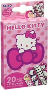 Sanrio Box of 20 Hello Kitty Plasters